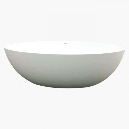 Transolid Sage 66in Freestanding Bathtub