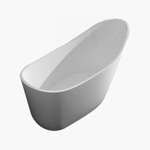 Transolid Vienna 66in Freestanding Bathtub