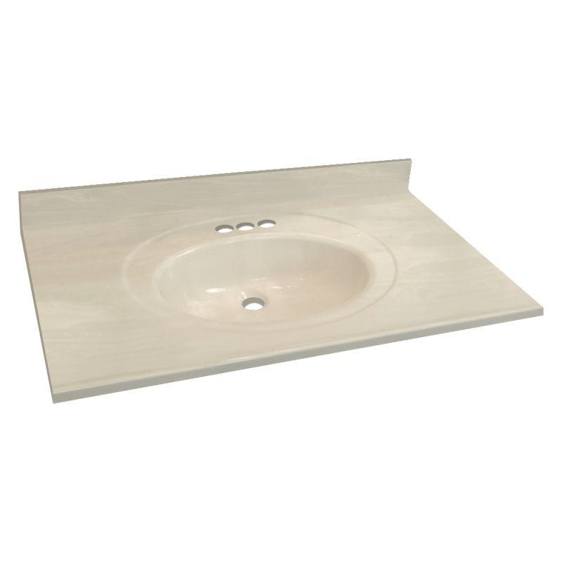 Transolid 1409 7822, Bathroom Vanity Tops 43 X 22