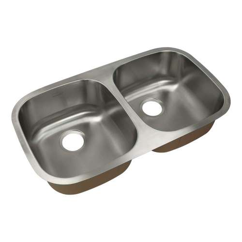Transolid Classic Stainless Steel 32-in Undermount Kitchen Sink