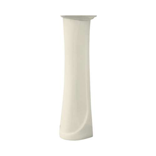Transolid Madison Vitreous China Pedestal Leg