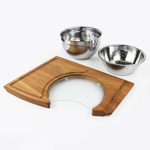 Transolid Custom Accessory Set for GTSS3322, GUSS3322 silQ Granite Kitchen Sinks