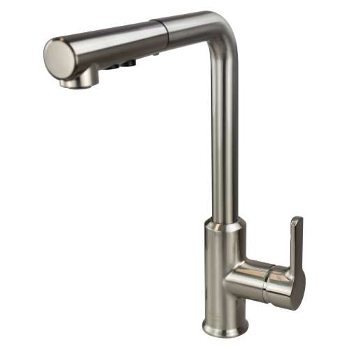 Transolid Sloane Pull-Down Kitchen Faucet in Luxe Stainless