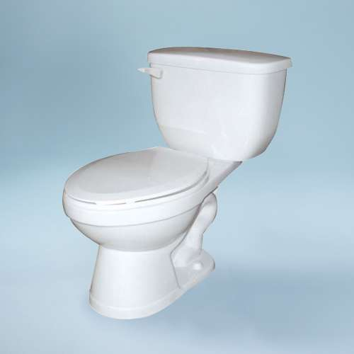 Transolid Madison All-in-One ADA 2-Piece 1.0 GPF Elongated Toilet