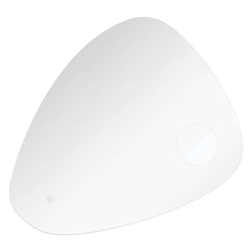 Transolid Carter 31-in X 32-in LED Back-Lit Mirror with Touch Sensor
