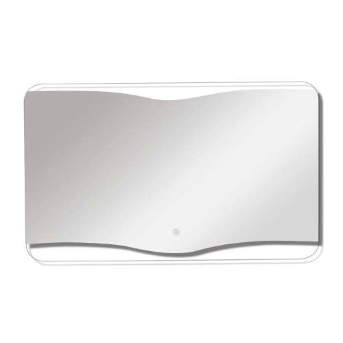 Transolid Grace 35-in X 24-in LED Back-Lit Mirror with Touch Sensor