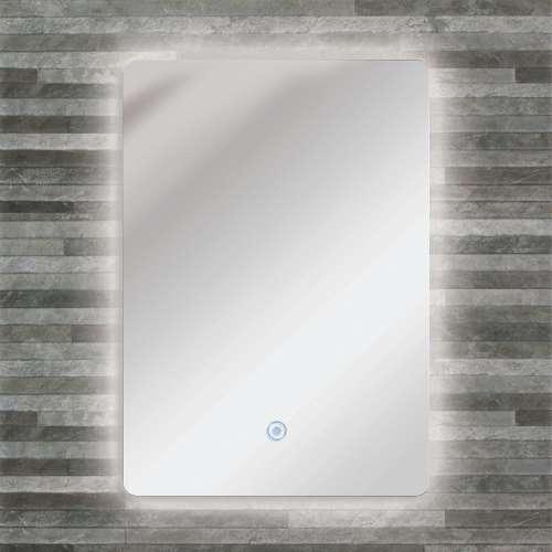 Transolid Skylar LED-Backlit Contemporary Mirror