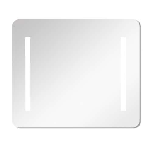 Transolid Veda 35-in X 30-in LED Back-Lit Mirror with Touch Sensor