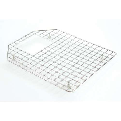 Transolid Bottom Stainless Steel Left Hand Bowl Sink Grid for GTDO3322 silQ Granite Kitchen Sink