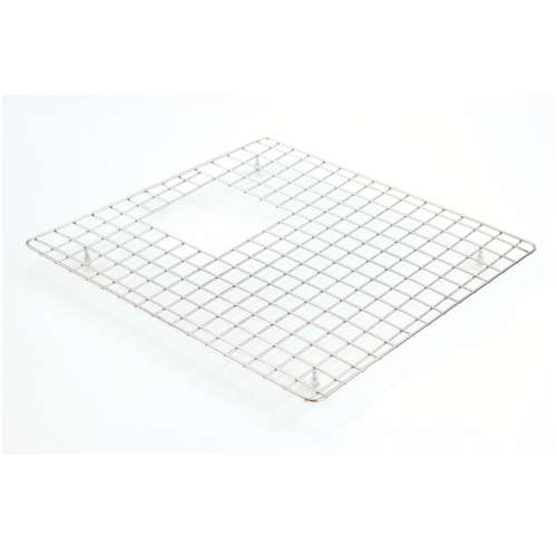 Transolid Bottom Stainless Steel Left Hand Bowl Sink Grid for GTDW3322 silQ Granite Kitchen Sink