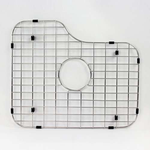 Transolid Bottom Stainless Steel Sink Grid for MTSO25229 Stainless Steel Kitchen Sink