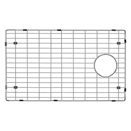 Transolid Stainless Steel 14.92-in. Bottom Sink Grid for Radius RTSS3322, Radius RUSS3118
