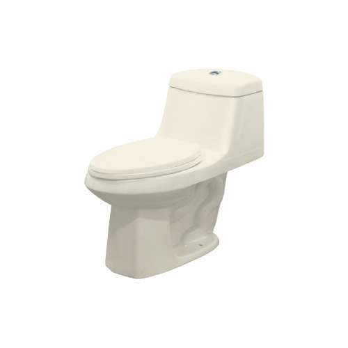Transolid Jackson ADA 1-Piece 1.28 GPF Elongated Toilet
