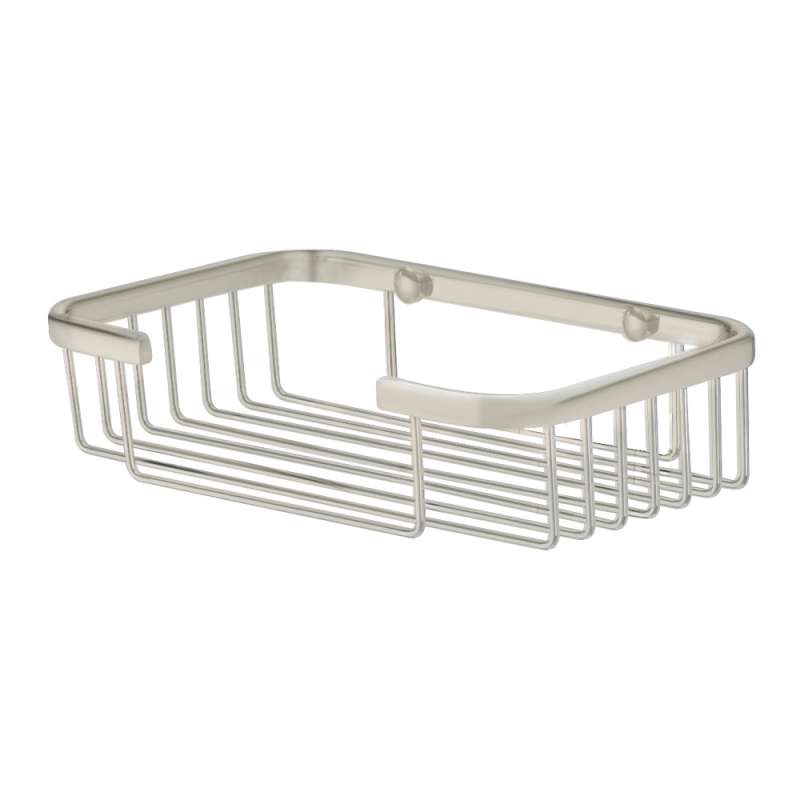 Transolid SBR-BS Steel Basket Brushed Stainless