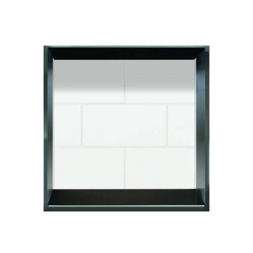 Transolid Saramar 14-in. Recessed SaraMar Material Shower Storage Pod STH1414-BS21B
